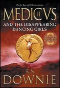 Medicus and the Disappearing Dancing Girls first cover