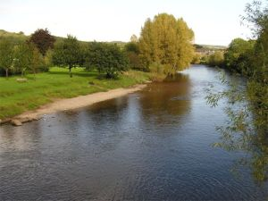 View of River Wharfe