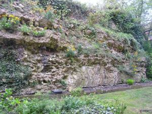 lincoln-roman-wall