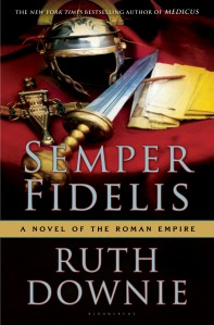 Cover of US edition of Semper Fidelis