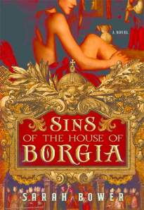 Cover shot of Sins of the House of Borgia