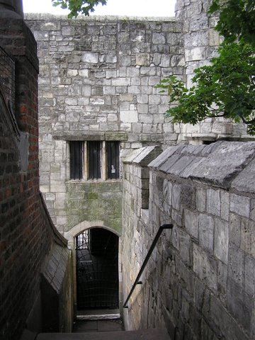 Walking the walls of York