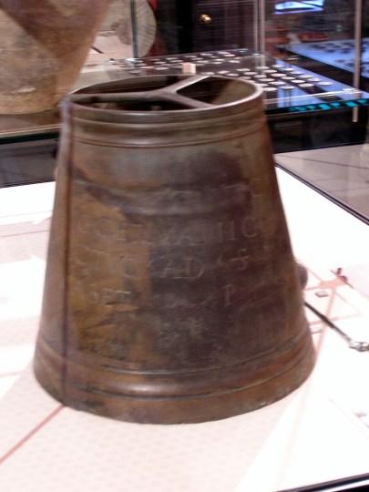 Bronze Roman corn measure