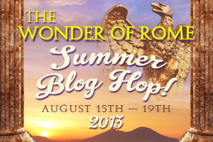 Blog Hop logo August 15 to 19 2013