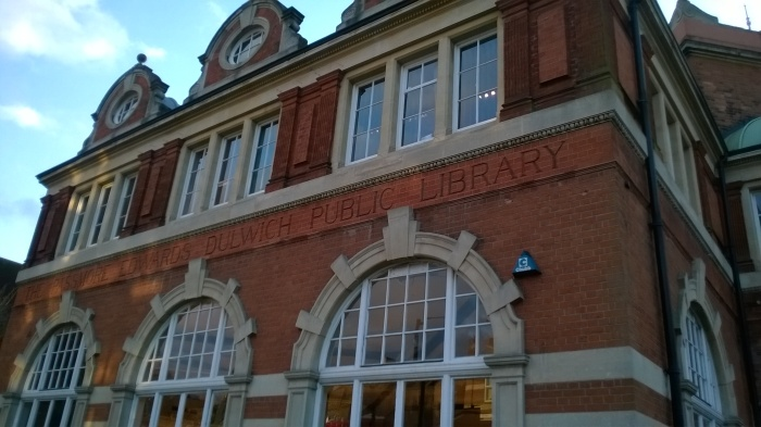 Pic of Dulwich Public Library