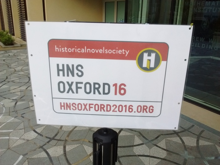 Sign out conference hall HNS OXFORD 16