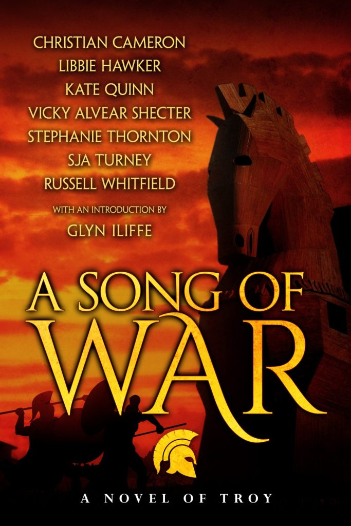 Cover of A Song of War