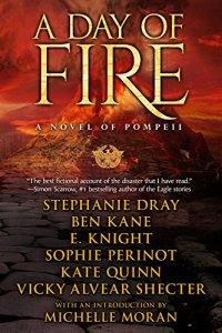 Cover of A DAY OF FIRE