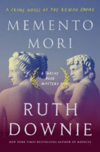 Cover of Memento Mori, US edition