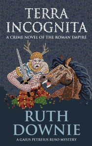 UK cover of TERRA INCOGNITA