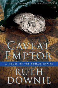 US cover of CAVEAT EMPTOR