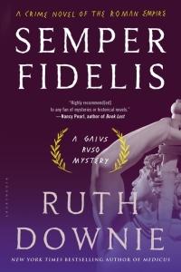 US cover of SEMPER FIDELIS
