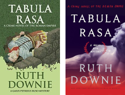 UK and US covers of TABULA RASA