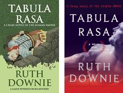 UK and US covers of TABULA RASA