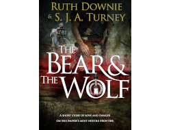 Cover of The Bear and the Wolf