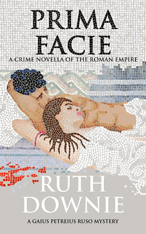 Cover of PRIMA FACIE Mosaic of lovers in bath house