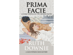 Cover of PRIMA FACIE mosaic of sleeping lovers